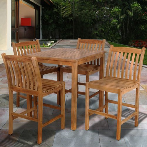 HD wallpapers 5 piece counter height outdoor dining set