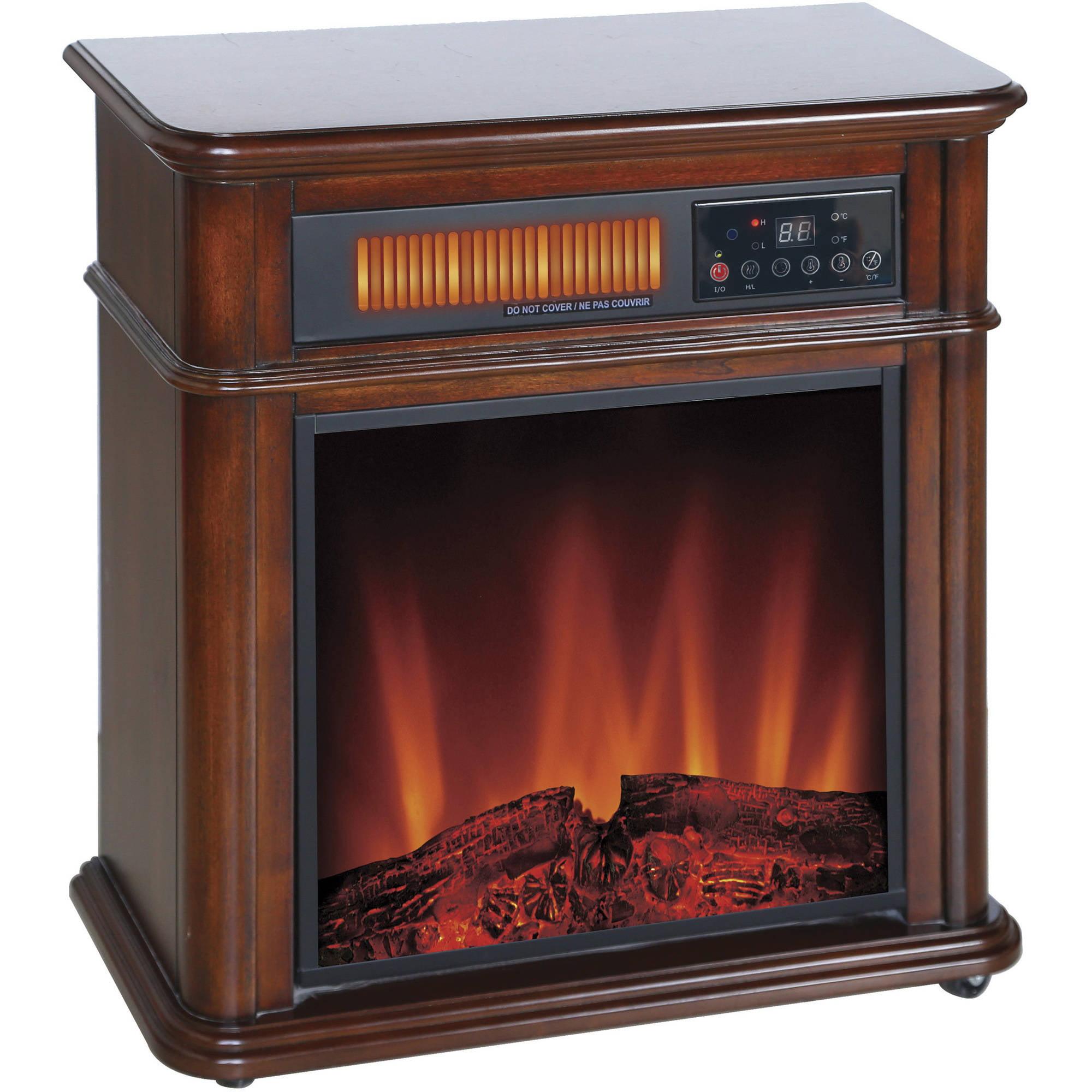 Comfort Glow Devonshire Quartz Fireplace