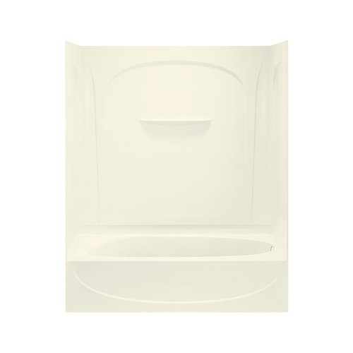 Sterling by Kohler Acclaim 72'' Bath/Shower Kit with Righ...