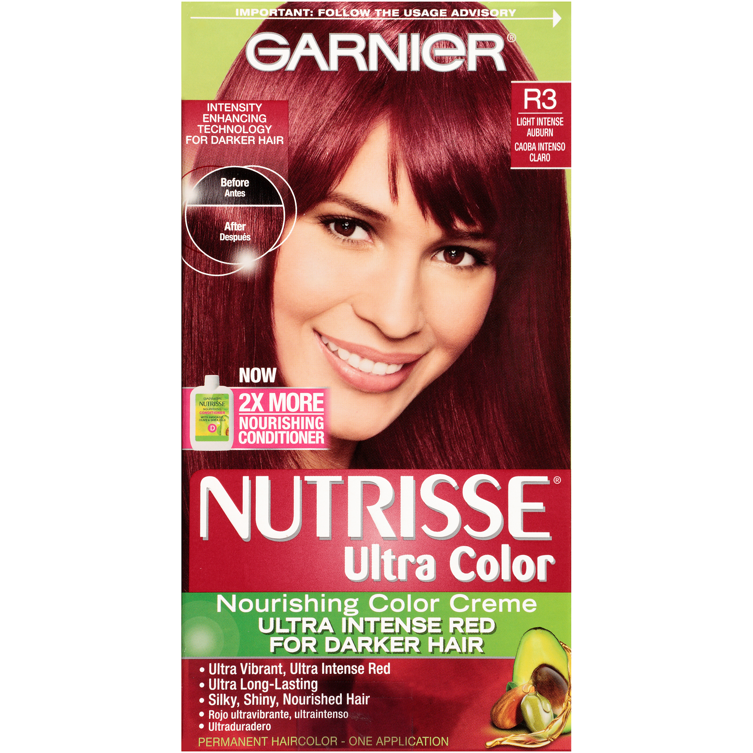 Garnier�� Nutrisse�� Ultra Color Nourishing Color Creme