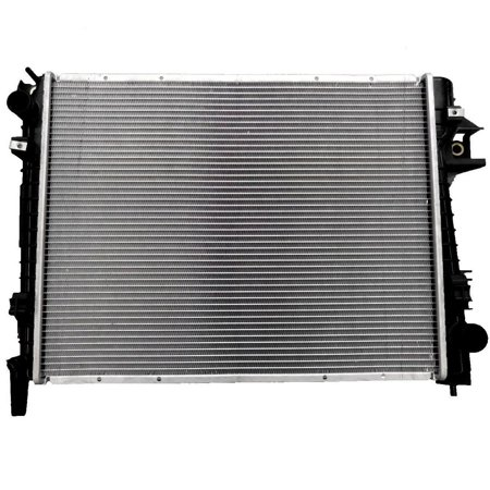 2479 RADIATOR FOR DODGE FITS RAM 1500 01 Dodge Ram Radiator