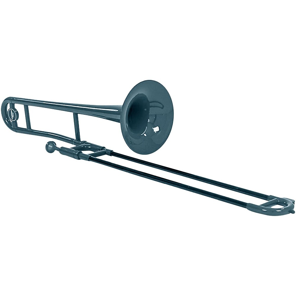 Allora ATB100 Aere Series Plastic Trombone Black by Allora