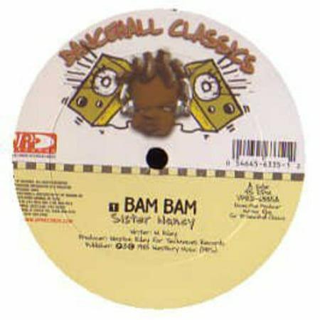 Bam Bam (Vinyl) - Flintstone Bam Bam