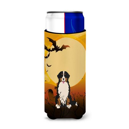 Halloween Bernese Mountain Dog Michelob Ultra Hugger for Slim - Bernese Mountain Dog Costume Halloween