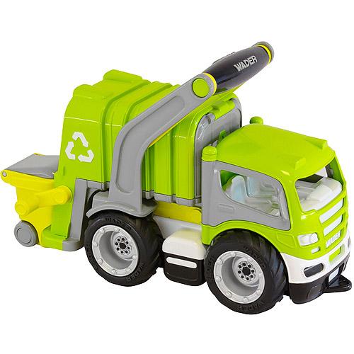 Wader Grip Garbage Truck
