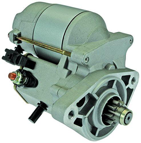 SHUmandala 18645 Starter Motor Polaris 3084981 3090188 for Sportsman 335 450 500//Magnum 325 330 425 500//Scrambler 500//Big Boss 500//Pro 500//ATP 330 500//Trail Blazer 330//Trail Boss 325 330//Worker 335