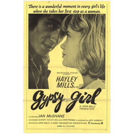 11' Gypsy Collection (Gypsy Girl Movie Poster (11 x 17))