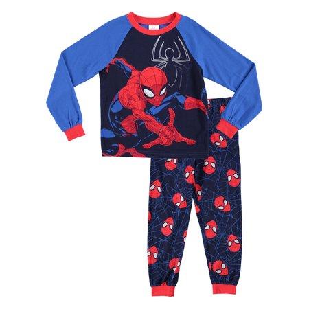 c89359ff0bf1 Spider-Man Boys Sleepwear