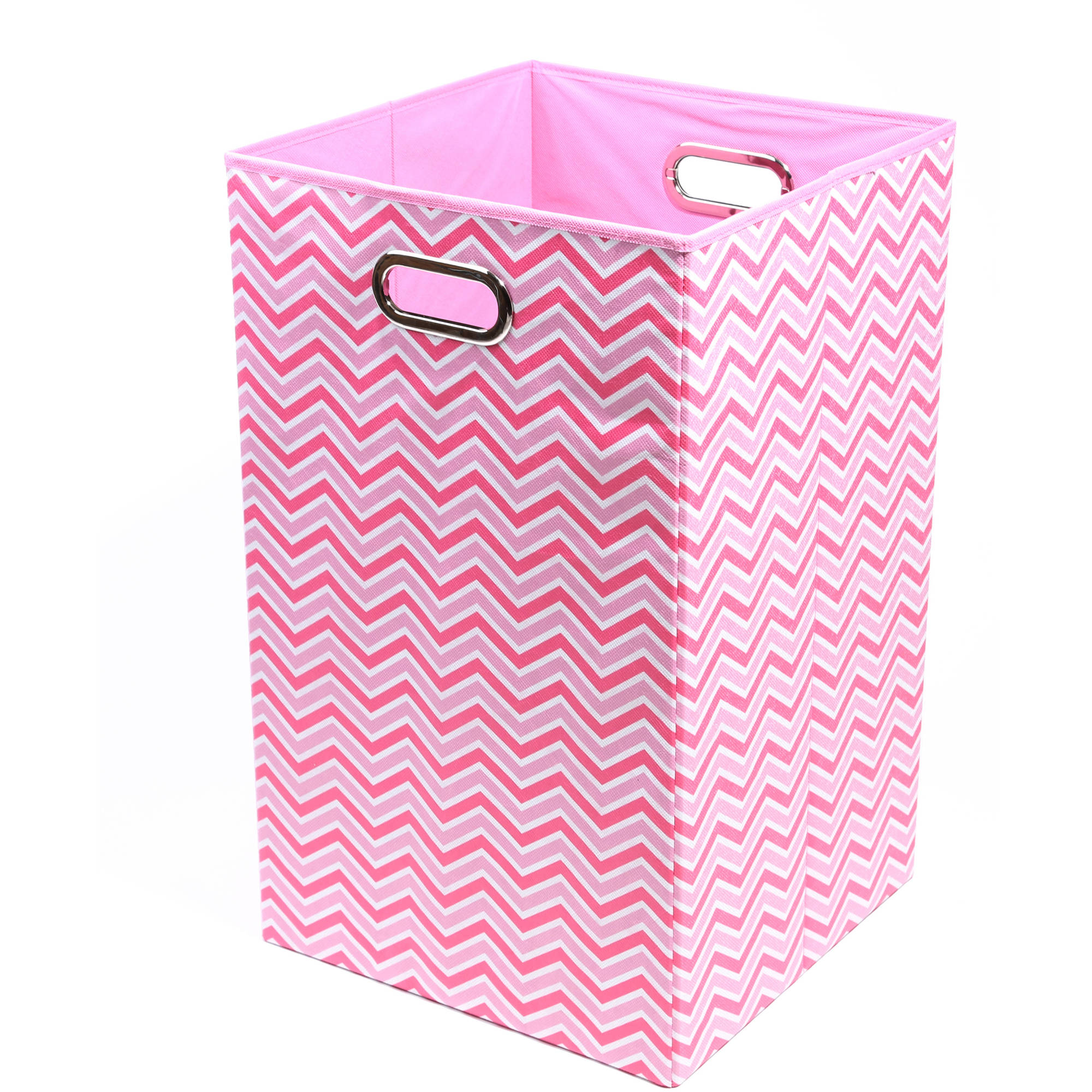 Modern Littles Rose Folding Laundry Basket (Choose Your Pattern)