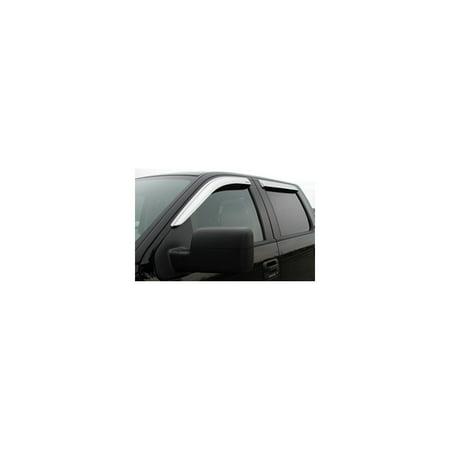 Stampede 6253-8 Window Visor, ABS Plastic (Stampede Truck Accessories)