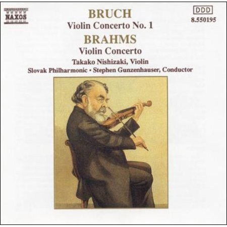 - BRUCH, BRAHMS: VIOLIN CONCERTOS [4891030501959]