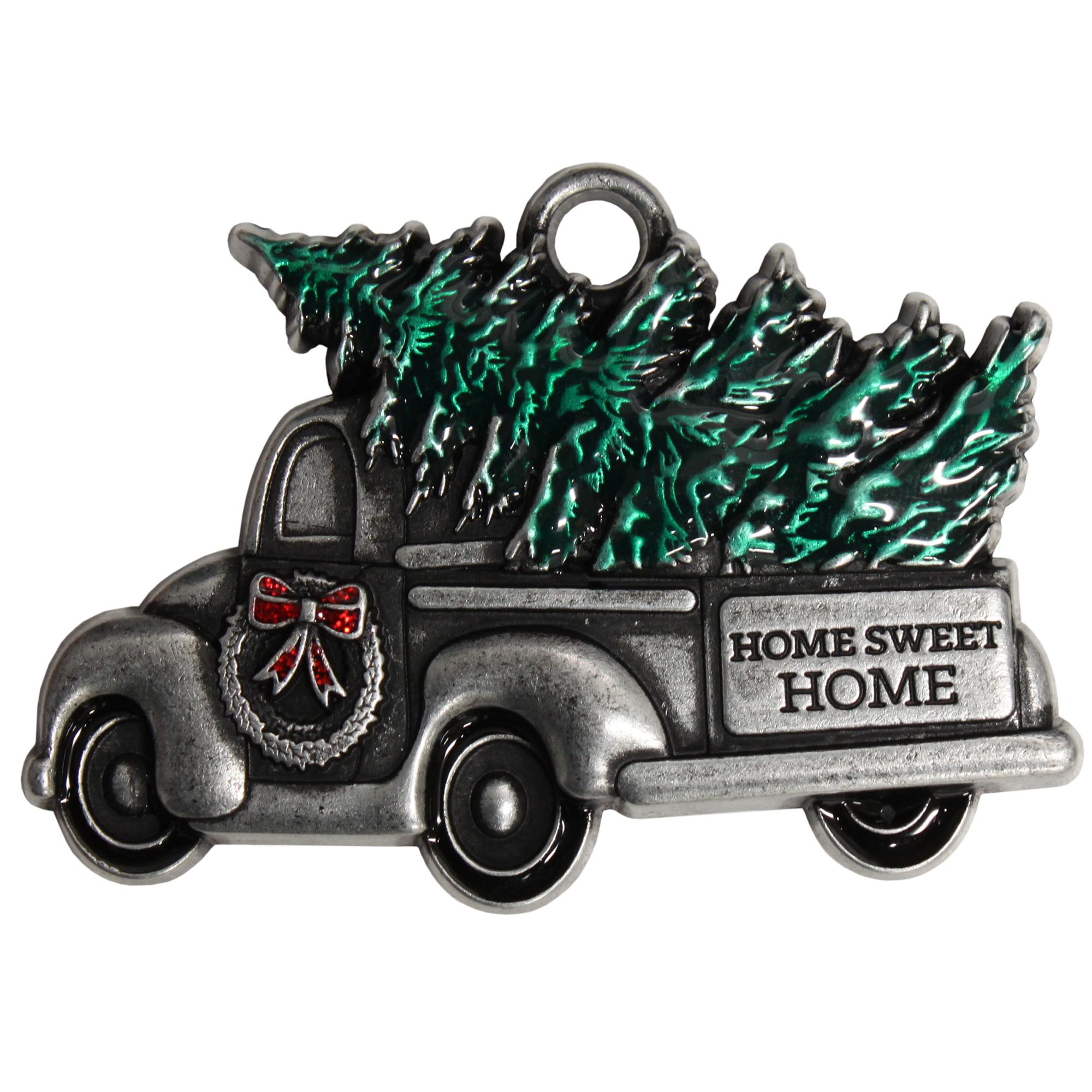 Gloria Duchin Pick Up Truck Ornament