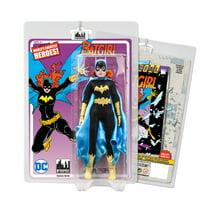 Batman Retro Action Figures Series: Batgirl [Black Outfit Variant]