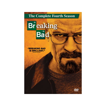Breaking Bad: The Complete Fourth Season (DVD) for $<!---->