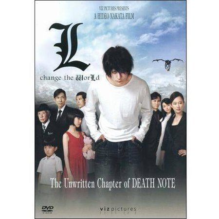 Death Note 3: L, Change The World (Full Frame)