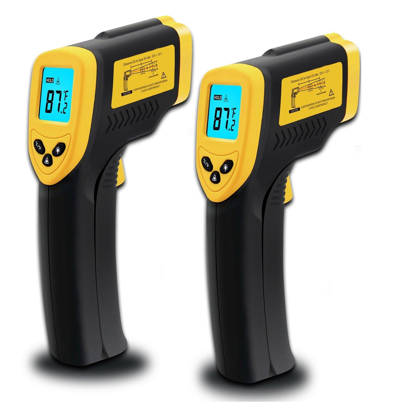 Etekcity Digital Laser IR Infrared Thermometer 774 2 PACK