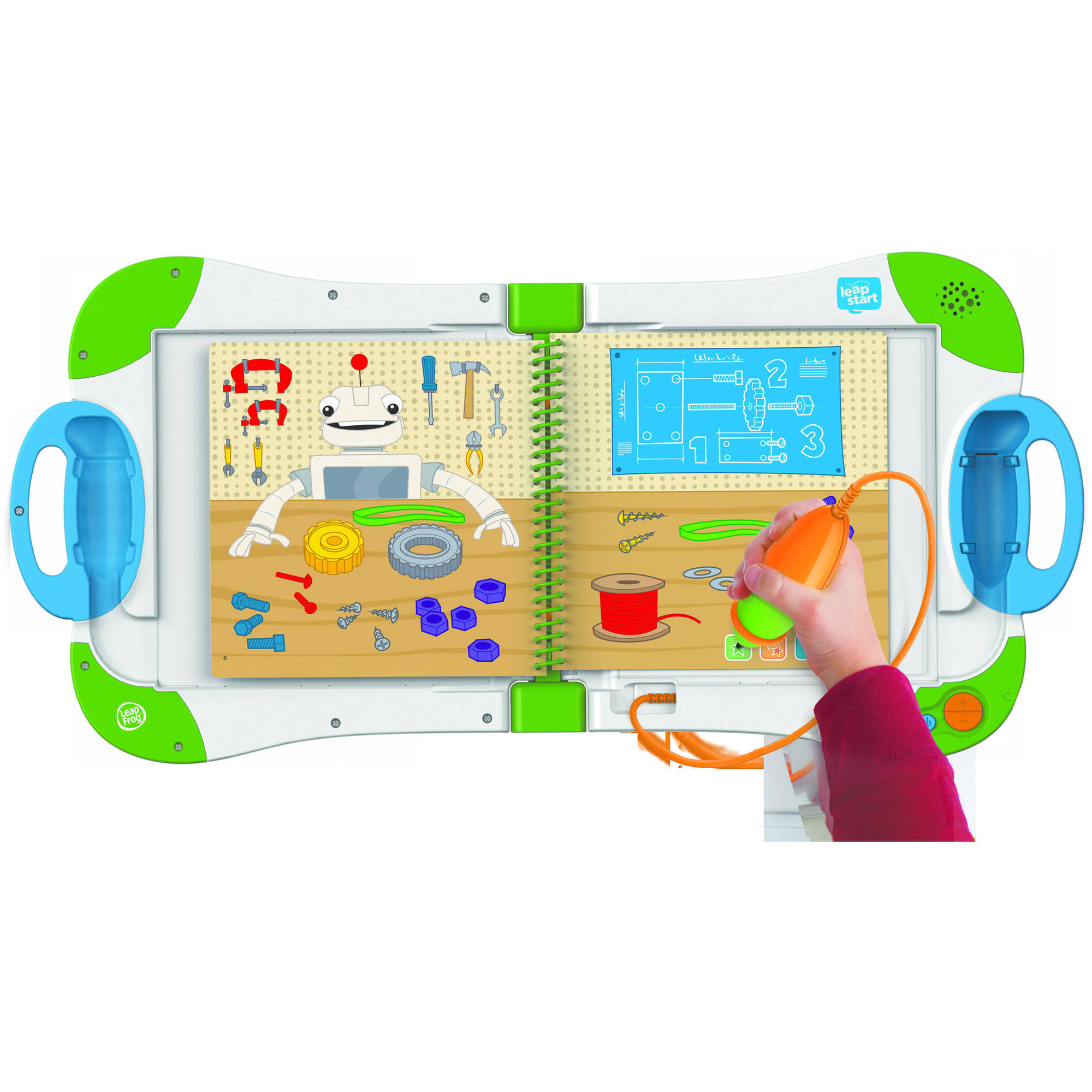 LeapFrog LeapStart Pre Kindergarten Activity Book Pre K STEM