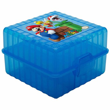 Zak GoPak Super Mario Brothers Kids BPA Free Lunch Container (Waste Free Lunch)