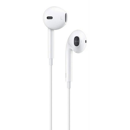 08917d64fbf Apple EarPods with Remote and Mic MD827LLA - Walmart.com