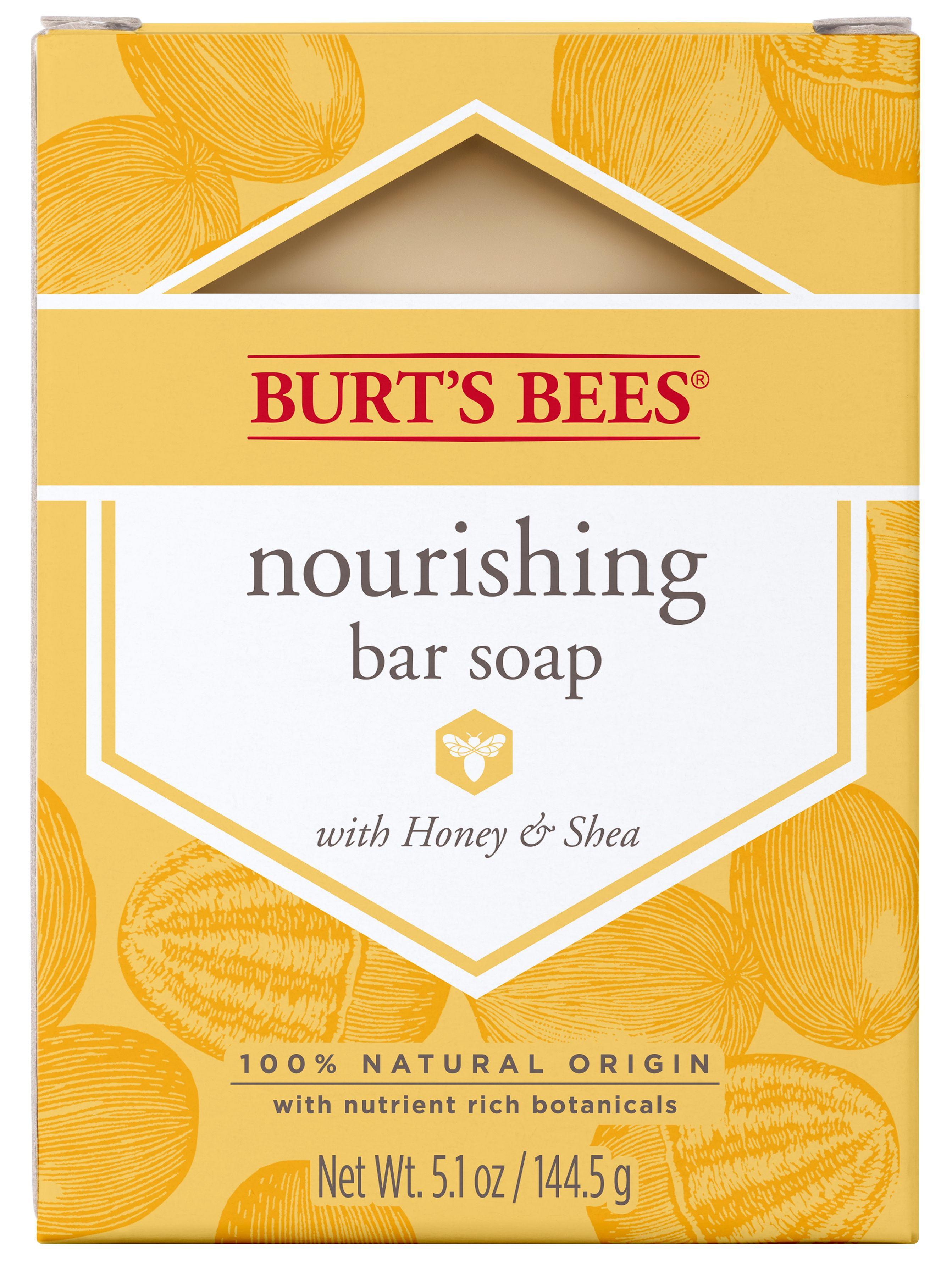Burts Bees Nourishing Bar Soap With