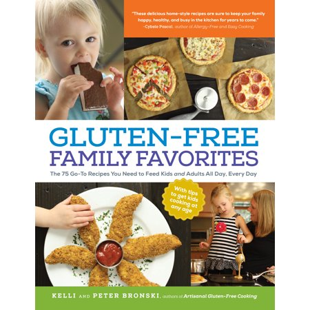 Gluten-Free Family Favorites : 75 Go-To Recipes to Feed Kids and Adults All Day, Every Day - Halloween Treat Recipes For Adults