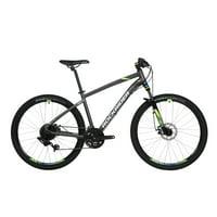 """Btwin by DECATHLON - 27.5"""" Mountain Bike ST 520, Dark Grey"""