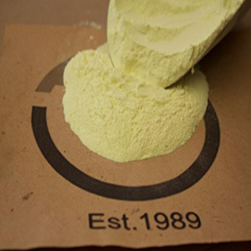 "Yellow Sulfur Powder ""Greenway Biotech Brand"" 20 Pounds"