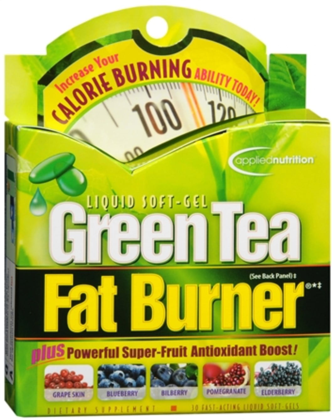 green tea fat burner and garcinia cambogia