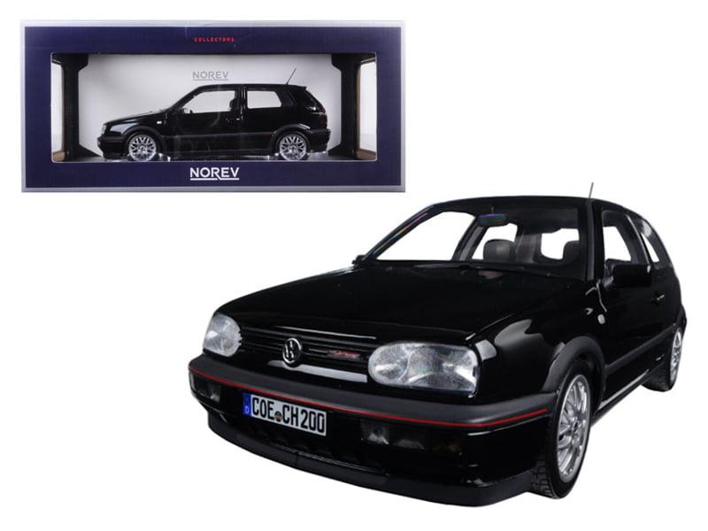 1996 Volkswagen Golf GTi 20 Years Anniversary Edition Black Metallic 1 18 Diecast Model... by Norev