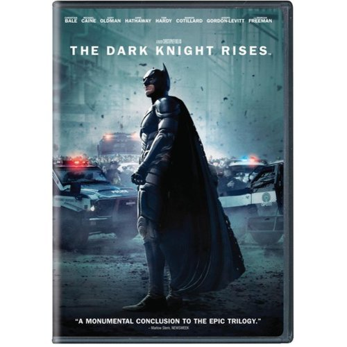BATMAN-DARK KNIGHT RISES (DVD/WS-16X9/ENG SDH-SP-FR SUB)