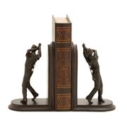 Woodland Imports Golf Themed Bookend (Set of 2)