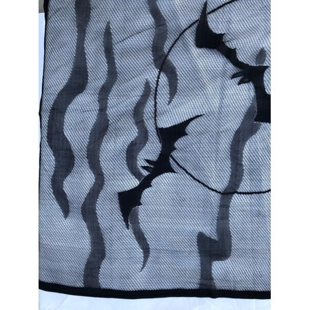 Halloween Table Runner Spiderweb