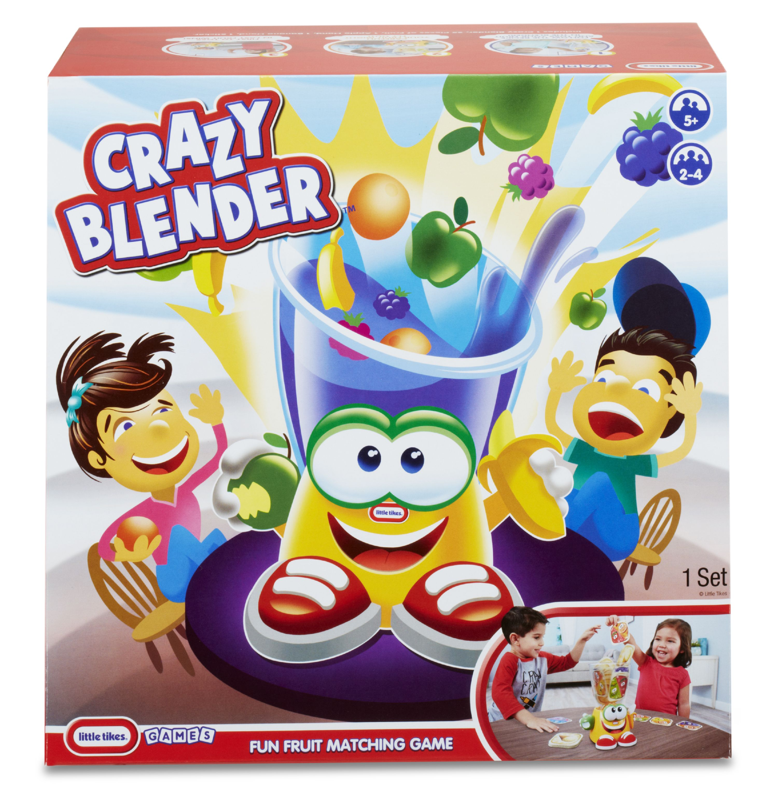 Little Tikes Crazy Blender