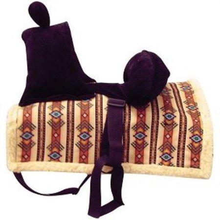 Cashel Daddle Saddle, Child Western Horse Toy