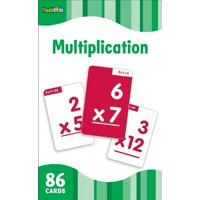 Flash Kids Flash Cards: Multiplication Flash Cards (Other)
