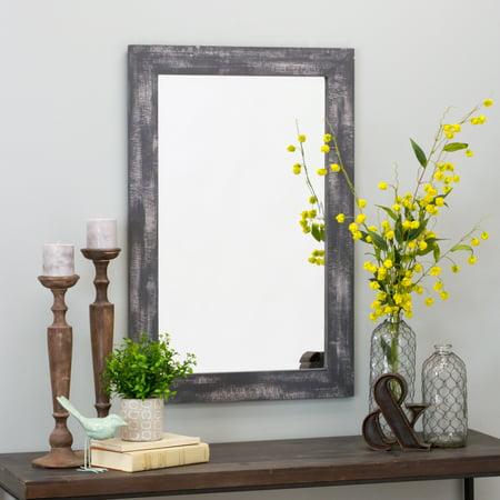 Morris Wall Mirror - Gray 36