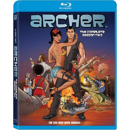 Archer: The Complete Season Two (Blu-ray) (Widescreen) by TWENTIETH CENTURY FOX HOME ENT