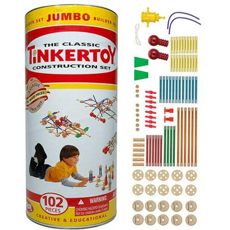 Jumbo Tinker Toys 114