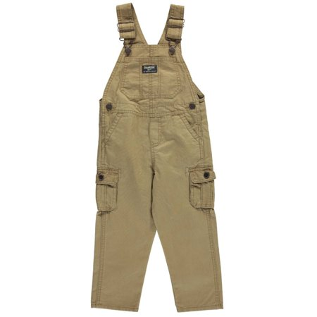 For the hotter times when a full-length overall is too much, we've got boys' bib shortalls. They're half the size, but they've got % of the grit that our bibs have. Our Carhartt pants and shorts for boys are built tough, just as tough as the boys who wear them.