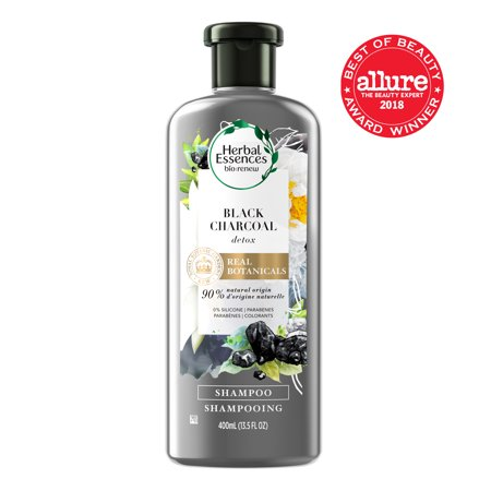 Herbal Essences bio:renew Detox Black Charcoal Shampoo, 13.5 fl
