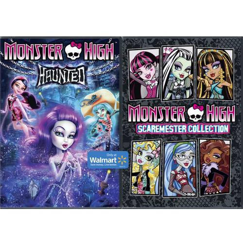 Monster High: Haunted / Monster High: Scaremester Collection (Walmart Exclusive) (Widescreen)