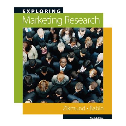 Exploring Marketing Research