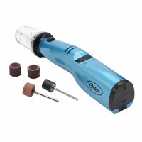 Oster Premium Pet Nail Trimmer and Grinder for Cats & Dogs
