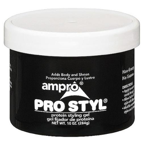Ampro Pro Styl Protein Styling Gel 10 oz (Pack of 4)