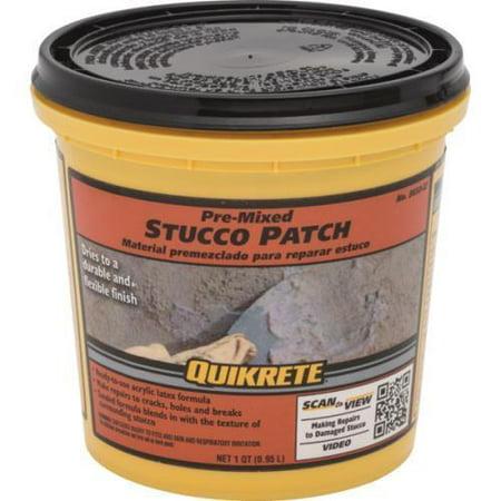 1 Quart Quikrete Pre Mixed Stucco Patch
