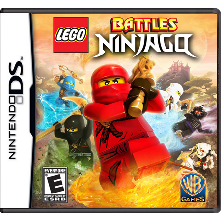 Lego Battles: Ninjago - Nintendo Ds (Refurbished) CO Cartridge (Megaman Battle Network 5 Double Team Ds Cheats)