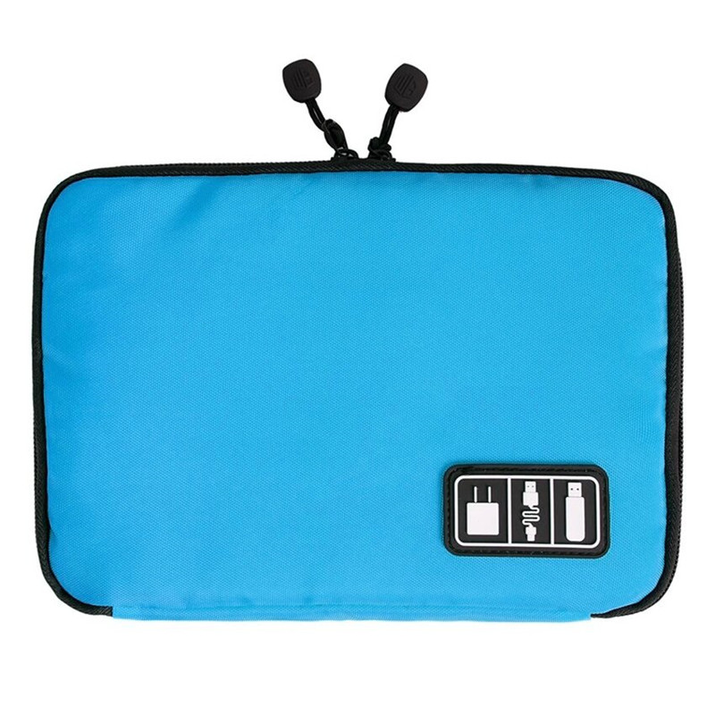 CHOETECH Travel Universal Cable Organizer Storage Bag Electronics Accessories Cases For Various USB, Phone,... by CHOETECH
