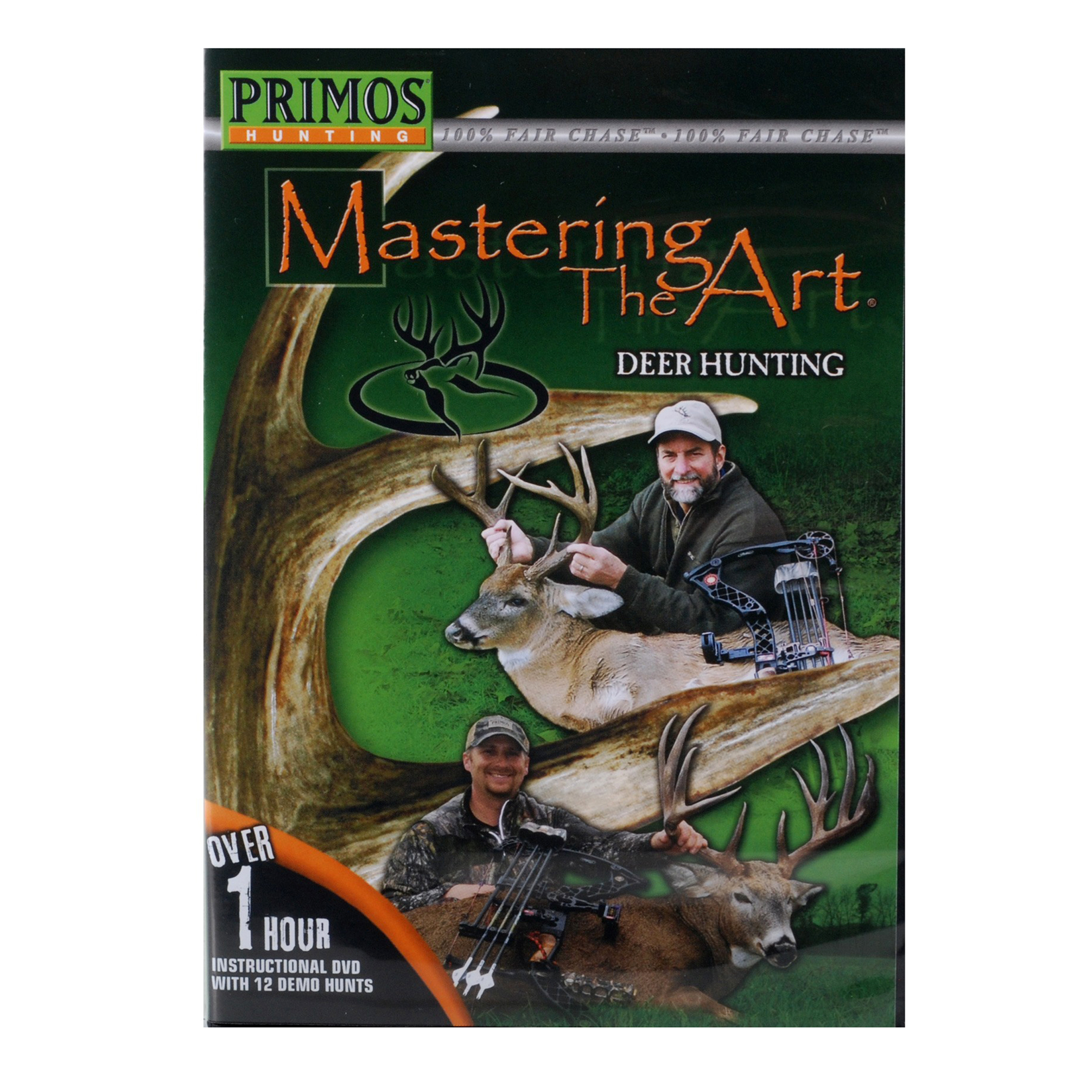 Primos Mastering The Art-Ground Blind Hunting DVD 44611 by Primos