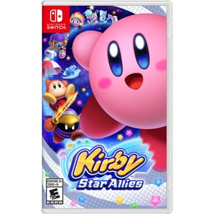 Kirby Star Allies, Nintendo, Nintendo Switch, 045496591922