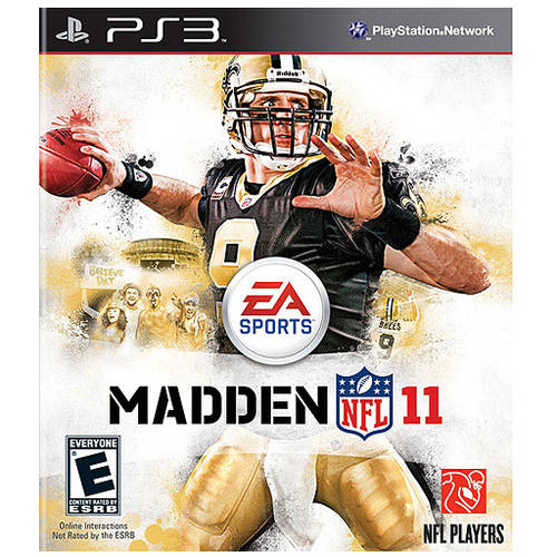 Madden Nfl 2011 (PS3) - Pre-Owned